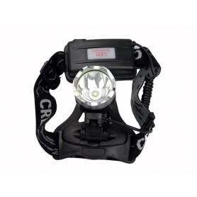 NedRo, Lanterna 1200Lm Pluto CREE XM-L T6 LED, Lanterne, HLP04, EtronixCenter.com