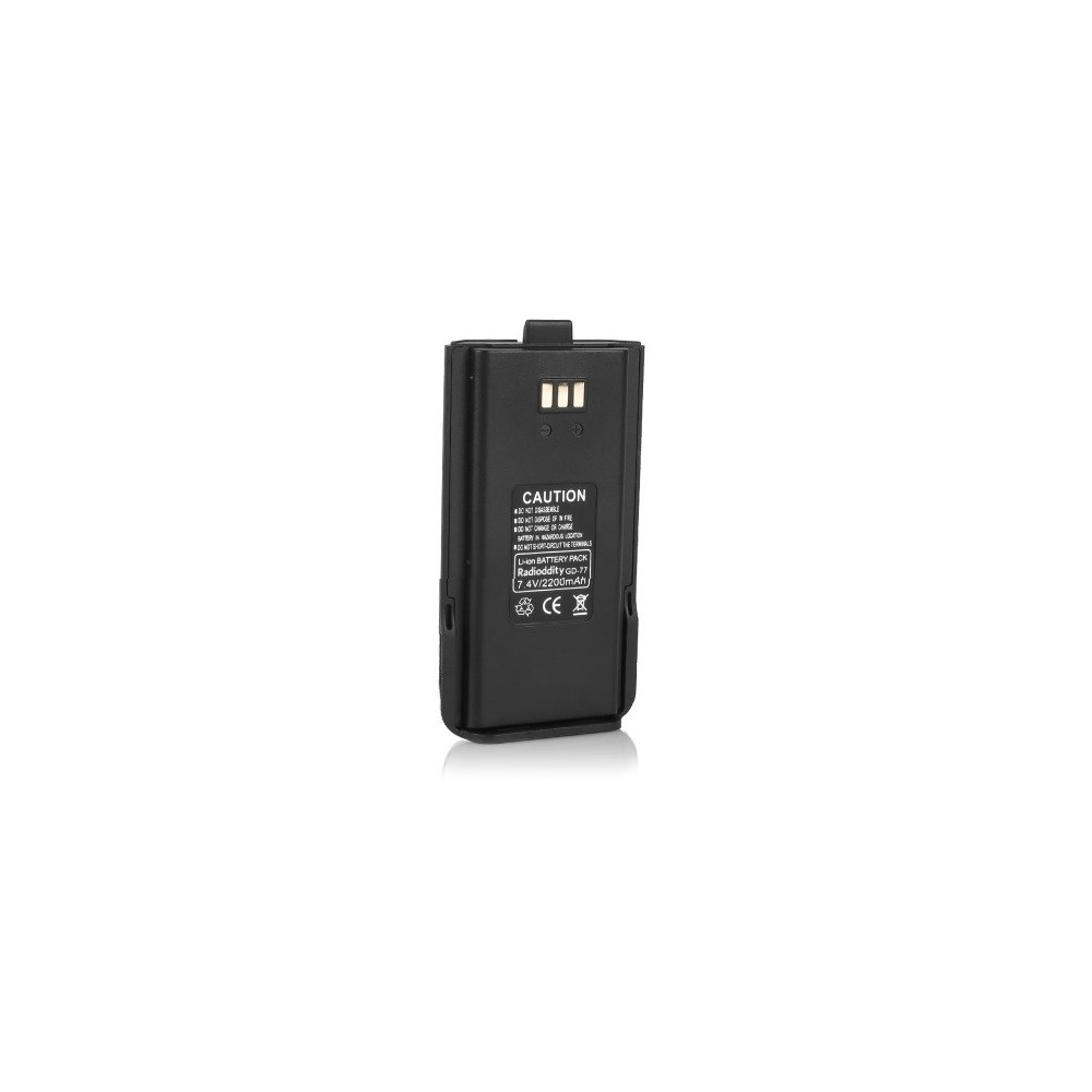 OTB - Baterie pentru Radiodiditate GD-77 7.4V 2200mAh Li-ion - Baterii telefon alte mărci - AL092 www.NedRo.ro