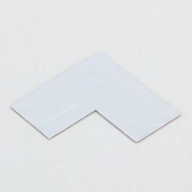 NedRo, 10mm 4-Pin L PCB Connector for RGB SMD5050 5630 LED strips, LED connectors, LSC18-CB, EtronixCenter.com