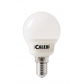 Calex, Calex LED-kogellamp 240V 3W 200lm E14 P45, 2200K Extra Warmwit, E14 LED, CA0105-CB, EtronixCenter.com