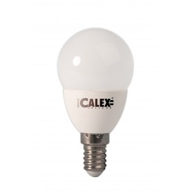 Calex Daylight LED Lamp 240V 4,5W 380lm E14 P45, 6500K