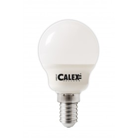 Calex, Calex Warmwit LED-kogellamp 240V 5W 470lm E14 P45, 2700K, E14 LED, CA0108-CB, EtronixCenter.com