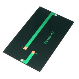 unbranded, 6V 1W 110x60mm Mini solar panel, DIY Solar, AL104