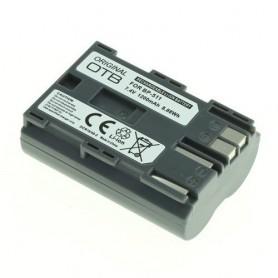 Batterij voor Canon BP-511 Li-Ion 1200mAh