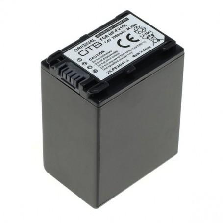 OTB, Battery for Sony NP-FV100 3300mAh Li-Ion, Sony photo-video batteries, ON2802