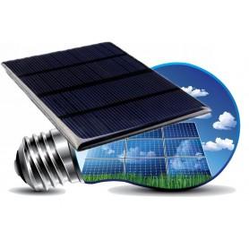 NedRo - 12V 1.5W 115x85mm Mini zonnepaneel - Zonnepanelen en Windturbines - AL129 www.NedRo.nl