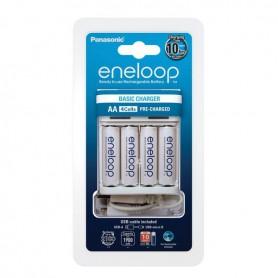 Panasonic USB-oplader Basic BQ-CC61USB incl. 4 eneloop AA