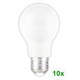 Calex - Calex LED GLS-lamp A60 240V 1W 12lm E27 Daylight 6500K - E27 LED - CA0097-10x www.NedRo.ro