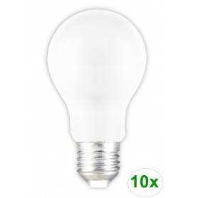 Calex, Calex LED GLS-lamp A60 240V 1W 12lm E27 Daylight 6500K, E27 LED, CA0097-CB, EtronixCenter.com