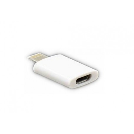 NedRo, Micro USB to Iphone 5 connector 00333, iPhone datakabels, 00333, EtronixCenter.com