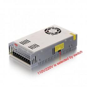NedRo, DC48V 7.5A 377.5W Schakel Stroomadapter Driver Transformator, LED Transformatoren, SPS46, EtronixCenter.com
