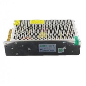 NedRo - 24V 10A LED Power Adapter for LED Strips - LED Transformers - LED06207 www.NedRo.us