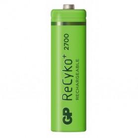 GP - 2 Stuks GP AA 2700mAh Oplaadbare Batterijen - AA formaat - BL269 www.NedRo.nl