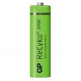GP - GP AA 2600mAh Rechargeable Batteries - 2 Pieces - Size AA - BL269