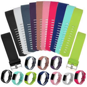 Siliconen Armband voor Fitbit Charge 2