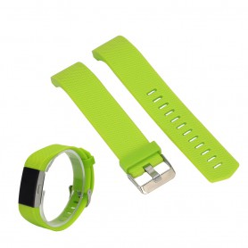 OTB - Silicone Bracelet for Fitbit Charge 2 - Bracelets - AG-AL135-S www.NedRo.us
