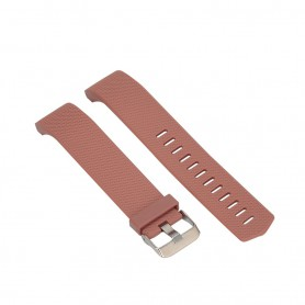 NedRo - Siliconen Armband voor Fitbit Charge 2 - Armbanden - BR-AL135-L www.NedRo.nl