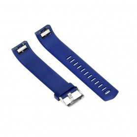 NedRo - Siliconen Armband voor Fitbit Charge 2 - Armbanden - DB-AL135-S www.NedRo.nl