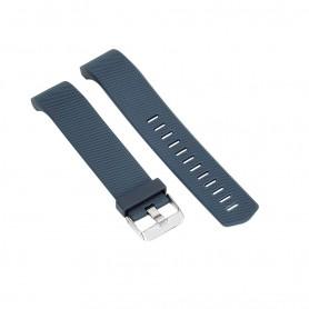 OTB - Silicone Bracelet for Fitbit Charge 2 - Bracelets - GY-AL135-S www.NedRo.us