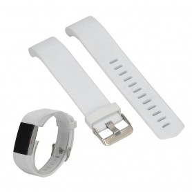 NedRo - Siliconen Armband voor Fitbit Charge 2 - Armbanden - AL135-CB www.NedRo.nl