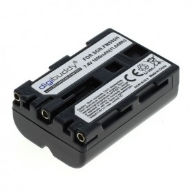OTB, Accu voor Sony NP-FM500H 1600mAh Li-Ion, Sony foto-video batterijen, ON4793, EtronixCenter.com