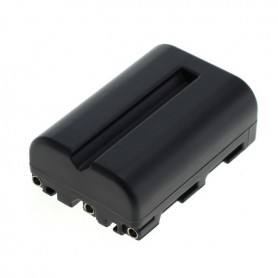 OTB - Battery for Sony NP-FM500H 1600mAh Li-Ion - Sony photo-video batteries - ON4793