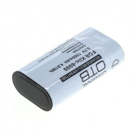 OTB - Battery for Kodak Klic-8000 Li-Ion 1300mAh - Kodak photo-video batteries - ON1463 www.NedRo.us