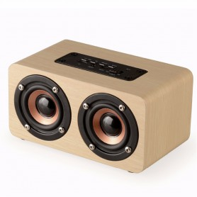 NedRo, 10W Mini Bluetooth v4 Speaker 3D MP3 FM Radio Aux TF, Speakers, AL134-CB, EtronixCenter.com