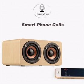 NedRo, 10W Mini Bluetooth v4-luidspreker 3D MP3 FM-radio Aux TF, Luidsprekers, AL134-CB, EtronixCenter.com
