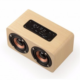 NedRo - 10W Mini Bluetooth v4 Speaker 3D MP3 FM Radio Aux TF - Speakers - AL134-CB www.NedRo.us