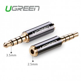 UGREEN - 3.5mm Male naar 2.5mm Female Adapter - Audio adapters - UG083 www.NedRo.nl
