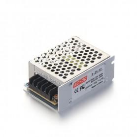 NedRo - DC12V 2.1A 25.2W Schakel Stroomadapter Driver Transformator - LED Transformatoren - SPS03 www.NedRo.nl