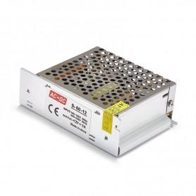 NedRo, DC12V 5A 60W Transformator Adaptor alimentare, comutare, Transformatoare LED, SPS48, EtronixCenter.com