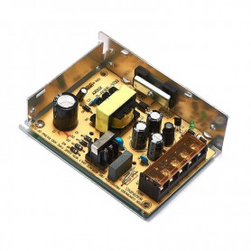 NedRo - DC12V 5A 60W Schakel Stroomadapter Driver Transformator - LED Transformatoren - SPS48 www.NedRo.nl