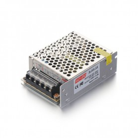 NedRo - DC12V 3.2A 38.4W Switching Power Supply Adapter Driver Transformer - LED Transformers - SPS05 www.NedRo.us