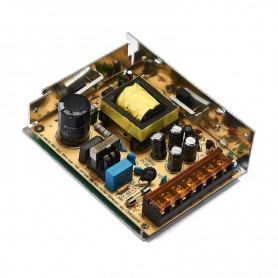 NedRo - DC12V 5A 60W Schakel Stroomadapter Driver Transformator - LED Transformatoren - SPS07 www.NedRo.nl