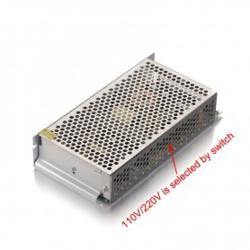 NedRo - DC12V 15A 180W Switching Power Supply Adapter Driver Transformer - LED Transformers - SPS14 www.NedRo.us