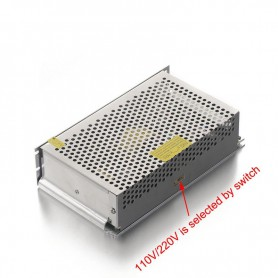 NedRo - DC12V 20A 240W Switching Power Supply Adapter Driver Transformer - LED Transformers - SPS16 www.NedRo.us