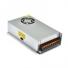 NedRo, DC12V 20A 240W Transformator Adaptor alimentare, comutare, Transformatoare LED, SPS60, EtronixCenter.com