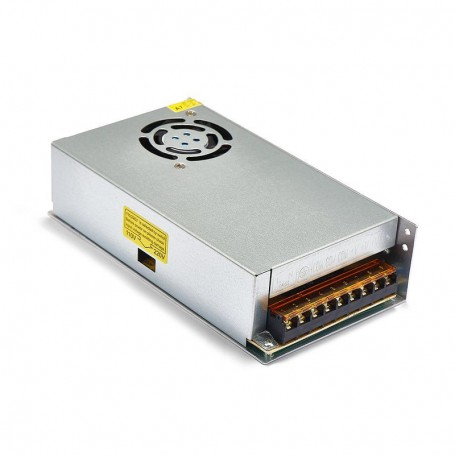 AC 110//220V to DC 12V 20A 240W Volt Transformer Switch Power Supply Converter US