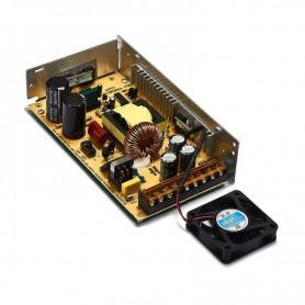 NedRo - DC12V 20A 240W Schakel Stroomadapter Driver Transformator - LED Transformatoren - SPS60 www.NedRo.nl