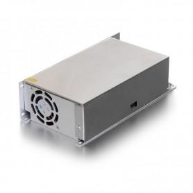 NedRo, DC12V 40A 480W Transformator Adaptor alimentare, comutare, Transformatoare LED, SPS20, EtronixCenter.com
