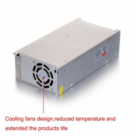 Oem - DC12V 40A 480W Switching Power Supply Adapter Driver Transformer - LED Transformers - SPS20