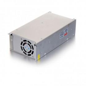 NedRo - DC12V 40A 480W Schakel Stroomadapter Driver Transformator - LED Transformatoren - SPS20 www.NedRo.nl