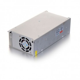NedRo - DC12V 40A 480W Switching Power Supply Adapter Driver Transformer - LED Transformers - SPS20 www.NedRo.us