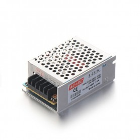 NedRo - DC24V 1A 24W Switching Power Supply Adapter Driver Transformer - LED Transformers - SPS21-C www.NedRo.us