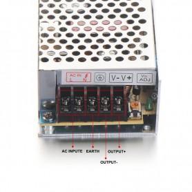 NedRo, DC24V 1A 24W Transformator Adaptor alimentare, comutare, Transformatoare LED, SPS21, EtronixCenter.com
