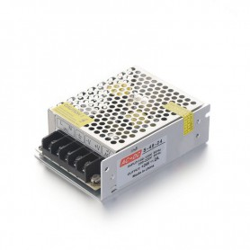 NedRo - DC24V 2A 48W Switching Power Supply Adapter Driver Transformer - LED Transformers - SPS23 www.NedRo.us