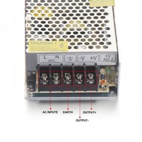 NedRo - DC24V 2A 48W Schakel Stroomadapter Driver Transformator - LED Transformatoren - SPS23 www.NedRo.nl