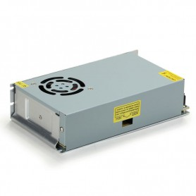 NedRo - DC24V 10A 240W Schakel Stroomadapter Driver Transformator - LED Transformatoren - SPS28 www.NedRo.nl